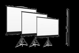 Tripod-screen